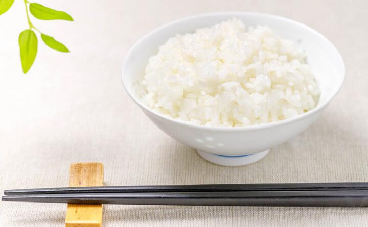 1日2食お米を食べて油と砂糖を減らそう